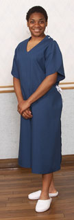 WeberWEAR Physical Therapy Gown 2