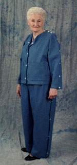 WeberWEAR Denim Suit - 1